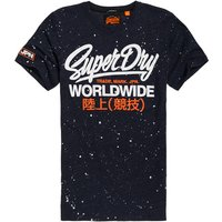 Superdry Urban Camo Long Line T-Shirt