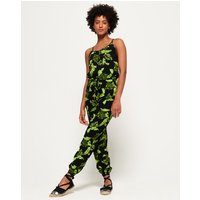 Superdry Layne Tropical Jumpsuit