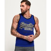 Superdry Premium Goods Ribbed Vest Top
