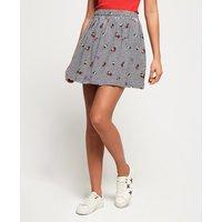 Superdry Jaime Broderie Skirt