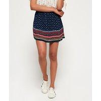 Superdry Geo Border Skirt