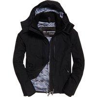 Superdry Hooded Print Pop Zip SD-Windcheater Jacket