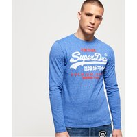 Superdry Premium Goods Duo Long Sleeve T-Shirt