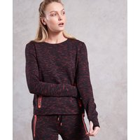 Superdry Gym Tech Luxe Crew Neck Jumper