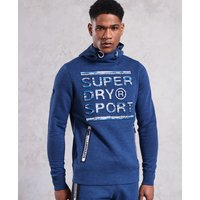 Superdry Gym Tech Court Overhead Hoodie