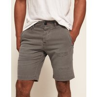 Superdry International Patch & Repair Chino Shorts