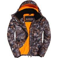 Superdry Pop Zip Print Hooded Arctic SD-Windcheater Jacket
