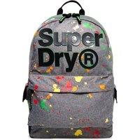 Superdry 2 Tone Splatter Montana Rucksack