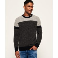 Superdry Harlo Block Crew Neck Jumper