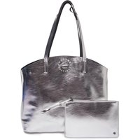 Superdry Blake Metallic Reversible Tote Bag