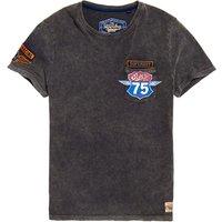 Superdry Custom Denim Stitch Pocket T-Shirt