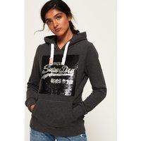 Superdry Premium Sequin Hoodie