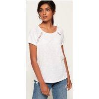 Superdry Elizabeth Lace T-Shirt