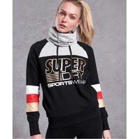 Superdry Street Sports Cowl Sweatshirt