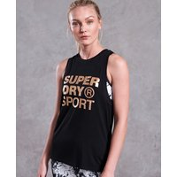 Superdry Active Studio Boyfriend Tank Top