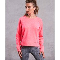 Superdry Core Gym Tech Panel Crew Jumper