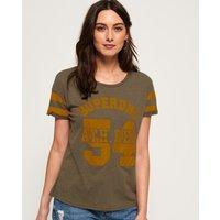 Superdry Sport State Boyfriend T-Shirt