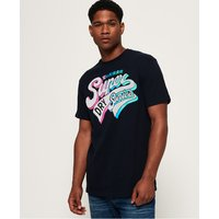 Superdry Acid Pacifica Boxy T-Shirt