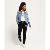 Superdry Aria Applique Slim Joggers
