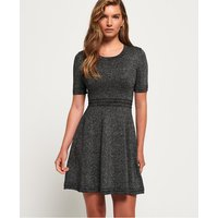 Superdry Riley Fit & Flare Knitted Dress