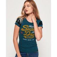 Superdry Real Vintage Logo T-Shirt