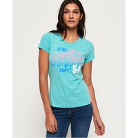 Superdry Star Athletic Glitter T-Shirt