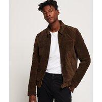Superdry Premium Indiana Leather Jacket