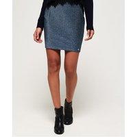Superdry Mia Shimmer Skirt