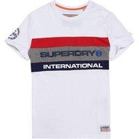 Superdry Trophy Tri Colour T-Shirt