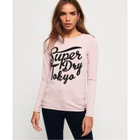 Superdry Amelia Sparkle Graphic Top