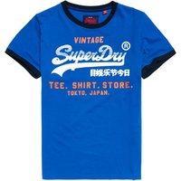 Superdry Shirt Shop Retro Ringer T-Shirt