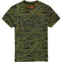 Superdry Shirt Shop Camo T-Shirt