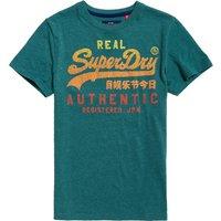 Superdry Camiseta desgastada Vintage Authentic