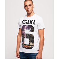 Superdry Osaka Photographic Emboss T-Shirt
