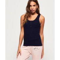 Superdry Emily Rib Loungewear Vest