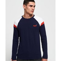Superdry England Baseball Long Sleeve T-Shirt