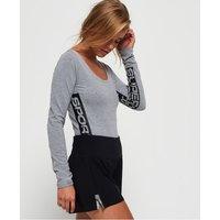 Superdry Street Sport Classic Long Sleeve Bodysuit