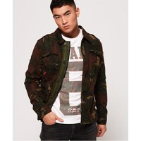 Superdry Rookie Patched Deck Jacket