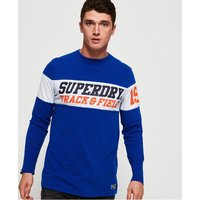Superdry Podium Oversized Long Sleeve T-Shirt