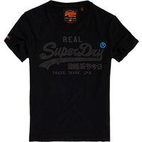 Superdry Vintage Logo Monochrome T-Shirt