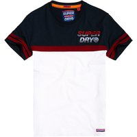 Superdry Applique Cut & Sew T-Shirt