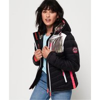 Superdry Chrome Hooded Fuji Jacket