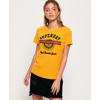 Superdry Heritage Crest Tape T-Shirt