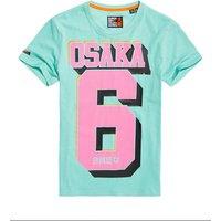 Superdry Osaka 3D Mid Weight T-Shirt