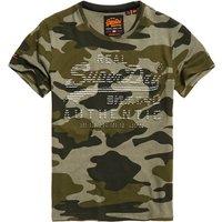 Superdry Vintage Logo Authentic Camo T-Shirt