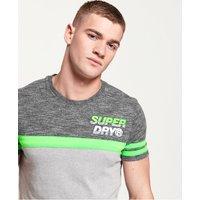 Superdry Applique Nu Lad Cut & Sew T-Shirt