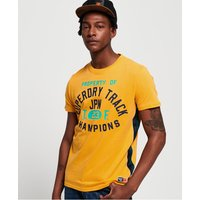 Superdry Track & Field Lite Taped T-Shirt