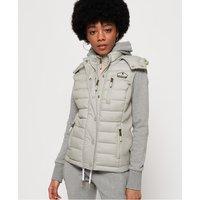 Superdry Fuji Slim Double Zip Vest