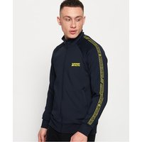 Superdry SD Tricot Contrast Print Track Top