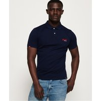 Superdry Mercerised Lite City Polo Shirt